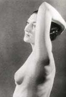 Man Ray - s.t. (Nudo) - 1934 ca.