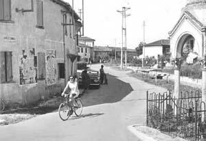 Povegliano (TV), Via Levada da Borgo San Daniele