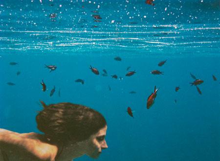 MARACCHINI MARTA - La mia famiglia sott'acqua n.5 - Primo classificato