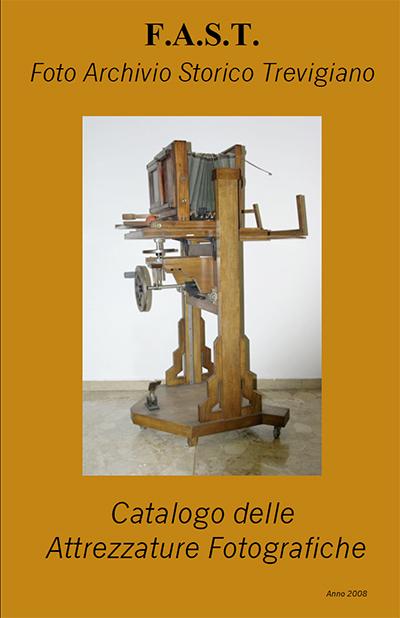 2008 - FAST, Catalogo delle Attrezzature Fotografiche