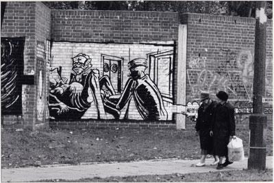 FASOLO FERDINANDO - I muri ci raccontano: Cracovia 2002 - PRIMO CLASSIFICATO