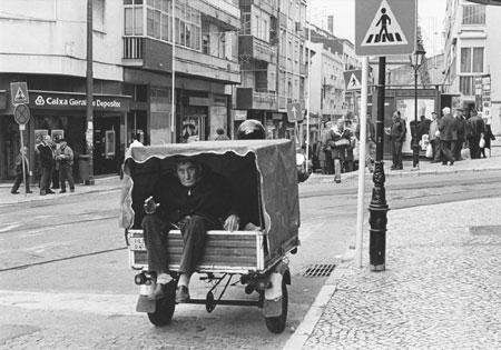 FASOLO FERDINANDO - Gente di Lisbona - gennaio 2007 - SECONDO CLASSIFICATO