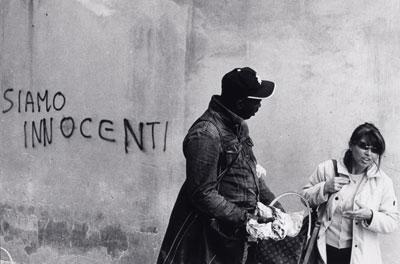 FASOLO FERDINANDO -  I muri ci raccontano: Venezia 2002- PRIMO CLASSIFICATO