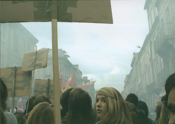 foto - Eleonora Milner - LA FRANCE MANIFESTE_02 - prima classificata