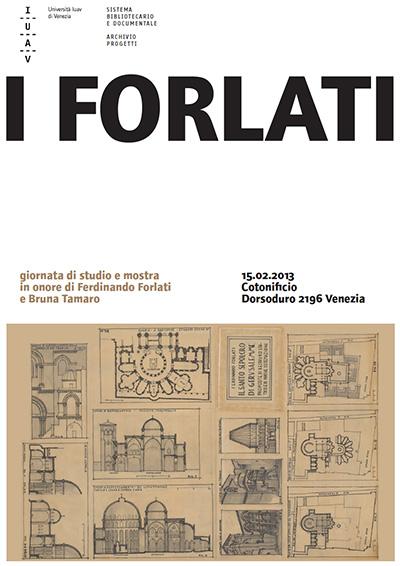 """Giornata di Studio e inaugurazione mostra """"I FORLATI"""""""