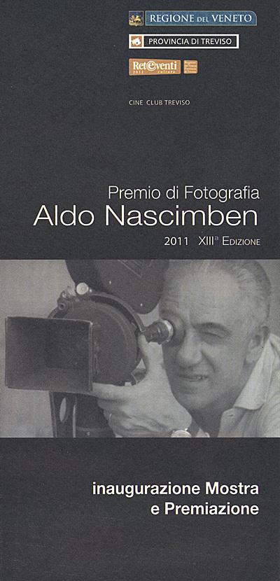 Premio di Fotografia Aldo Nascimben 2011