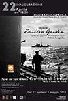 """Mostra fotografica """"Sergente Emilio Gardin - Specializzato direzione tiro - 1940-45"""" - Inaugurazione 22 aprile 2013 ore 18.30 c/o Foyer della Provincia di Treviso"""