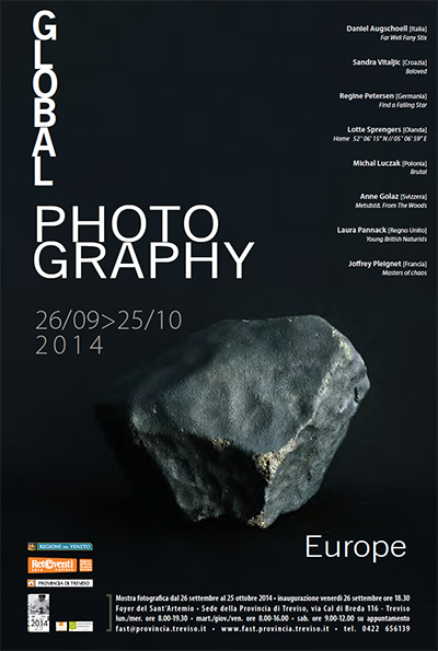 "Mostra fotografica ""Global Photography - Europe"""