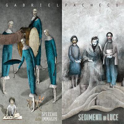 """Mostra di Gabriel Pacheco """"Sedimenti di Luce - Lo Specchio delle Immagini"""""""