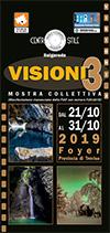 """Mostra fotografica collettiva """"Visioni 3"""""""