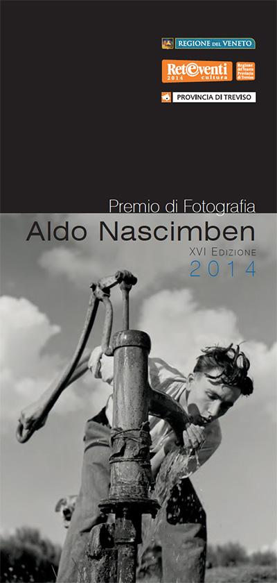 Locandina del Premio di Fotografia Aldo Nascimben 2014