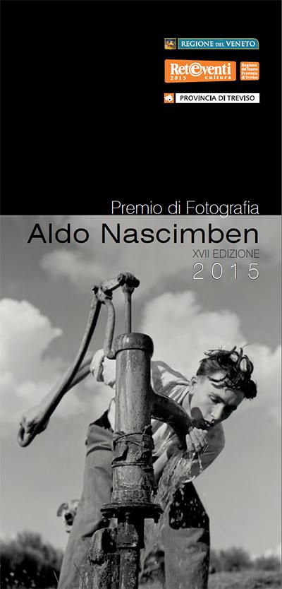 Locandina del Premio di Fotografia Aldo Nascimben 2015