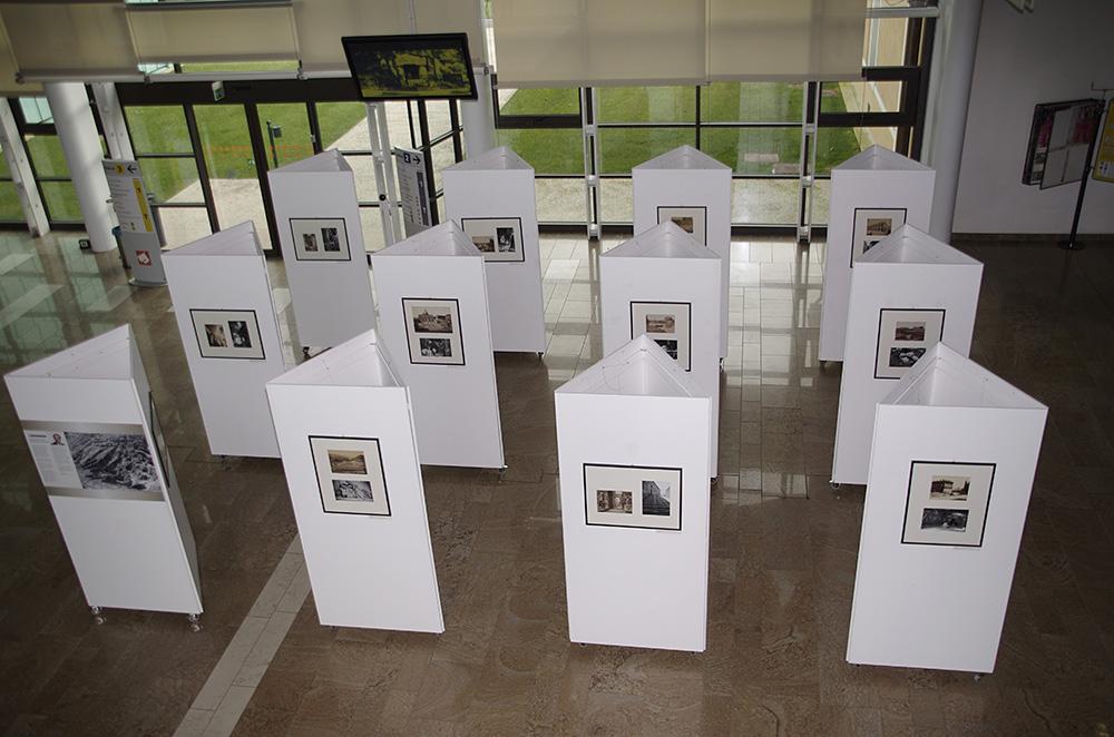 Mostre fotografiche temporanee presso il foyer della Provincia di Treviso
