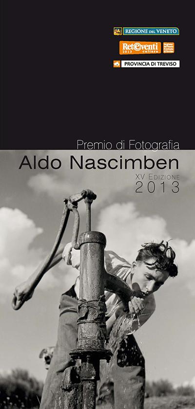 Locandina del Premio di Fotografia Aldo Nascimben 2013