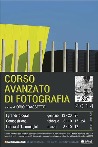 Corso avanzato di fotografia a cura di Orio Frassetto