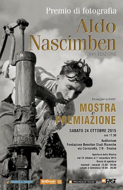 Premio di Fotografia Aldo Nascimben 2015