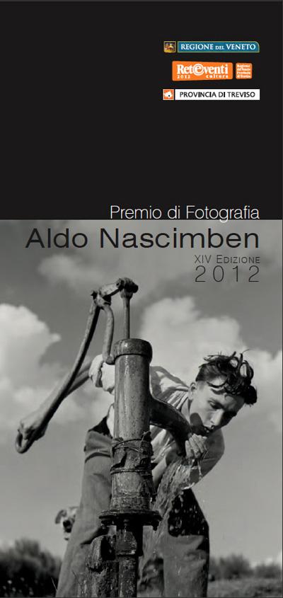 Locandina del Premio di Fotografia Aldo Nascimben 2012