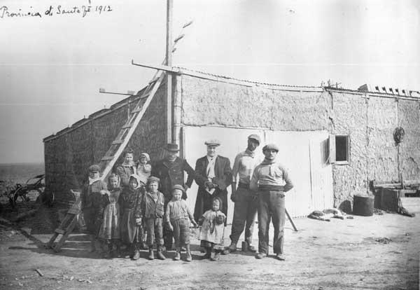 "Aldo Rossi, ""Provincia di Santa Fè, 1912"". Argentina (?)"