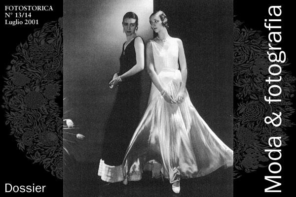 Edward Steichen. Fotografia di moda, 1933