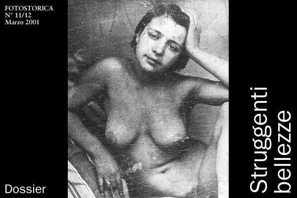 Autore non indicato (Francia) Dagherrotipo, 1855 ca., cm 5,9x6,7 In S. Richter, L'arte della dagherrotipia, Rizzoli, Milano 1989