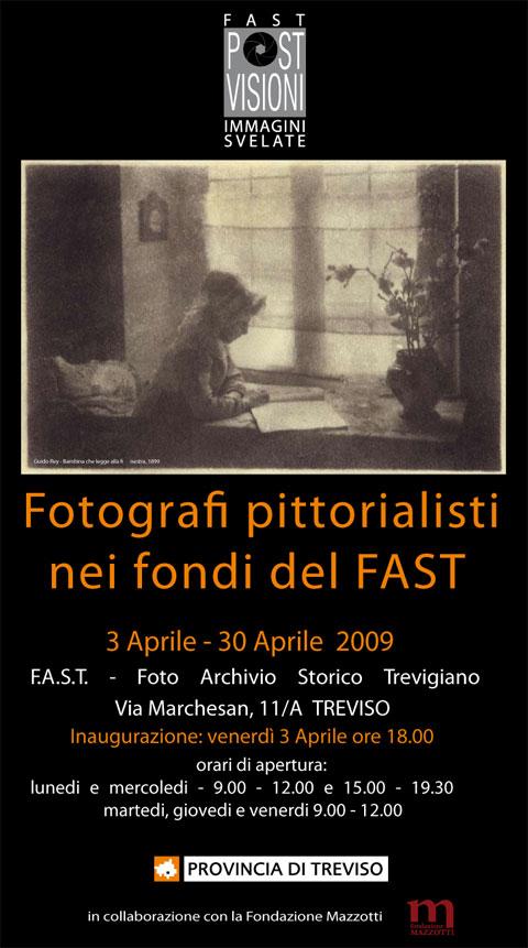 Fotografi pittorialisti nei fondi del FAST