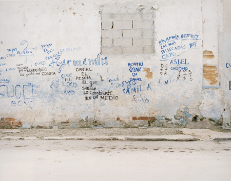 SASSI FARIAS ISABELLA - Abitare L'Avana, Cuba – 2007- SEGNALAZIONE