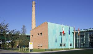 La sede del FAST in via Cal di Breda n. 116 a Sant'Artemio di Treviso