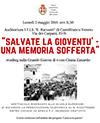 Reading Grande Guerra a Castelfranco